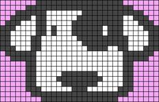 Alpha pattern #69337