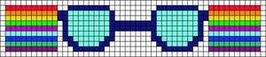 Alpha pattern #69339