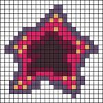 Alpha pattern #69342
