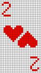 Alpha pattern #69344