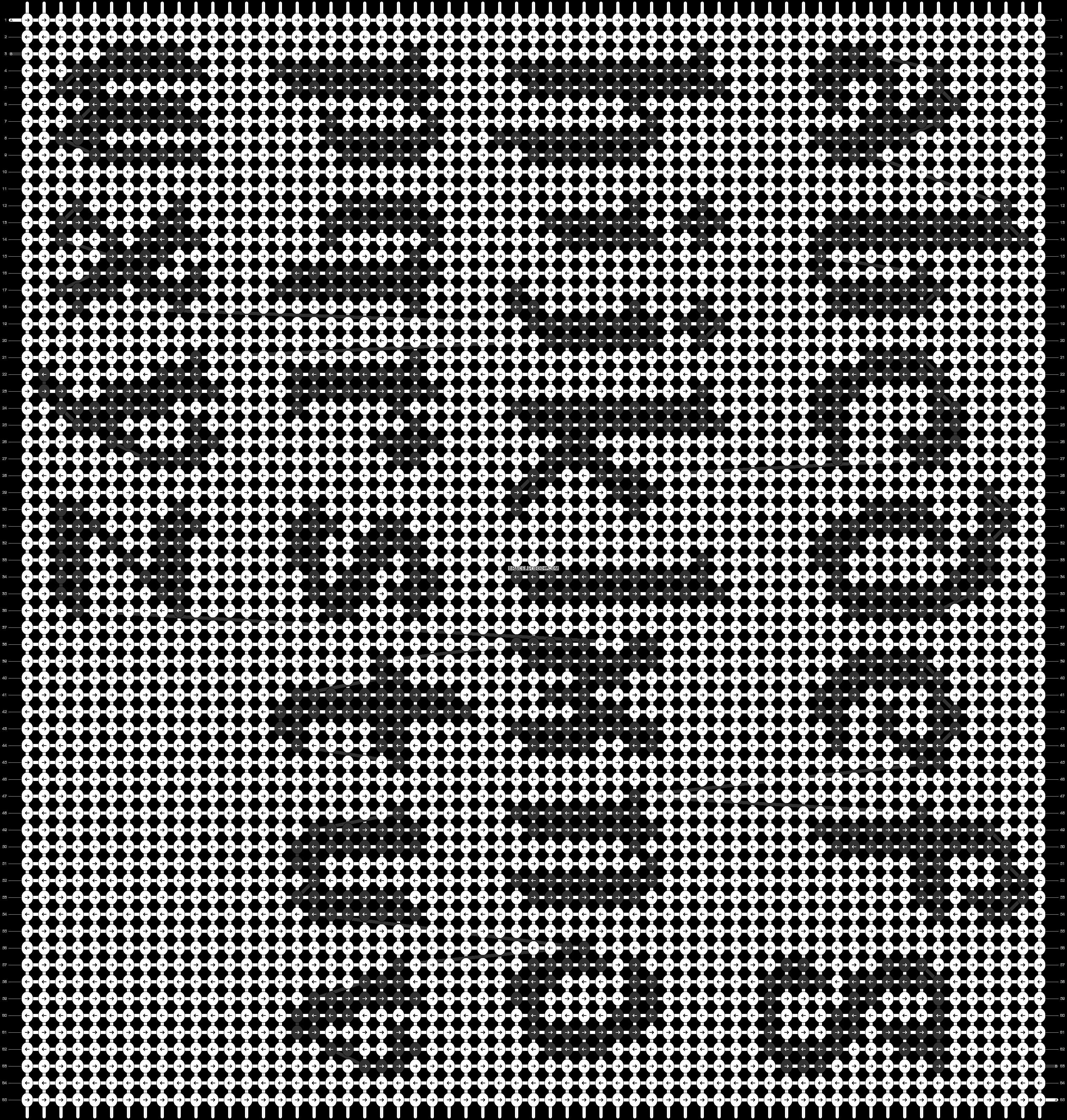 Alpha pattern #69346 pattern