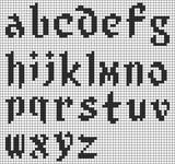 Alpha pattern #69346