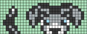 Alpha pattern #69353