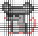 Alpha pattern #69354
