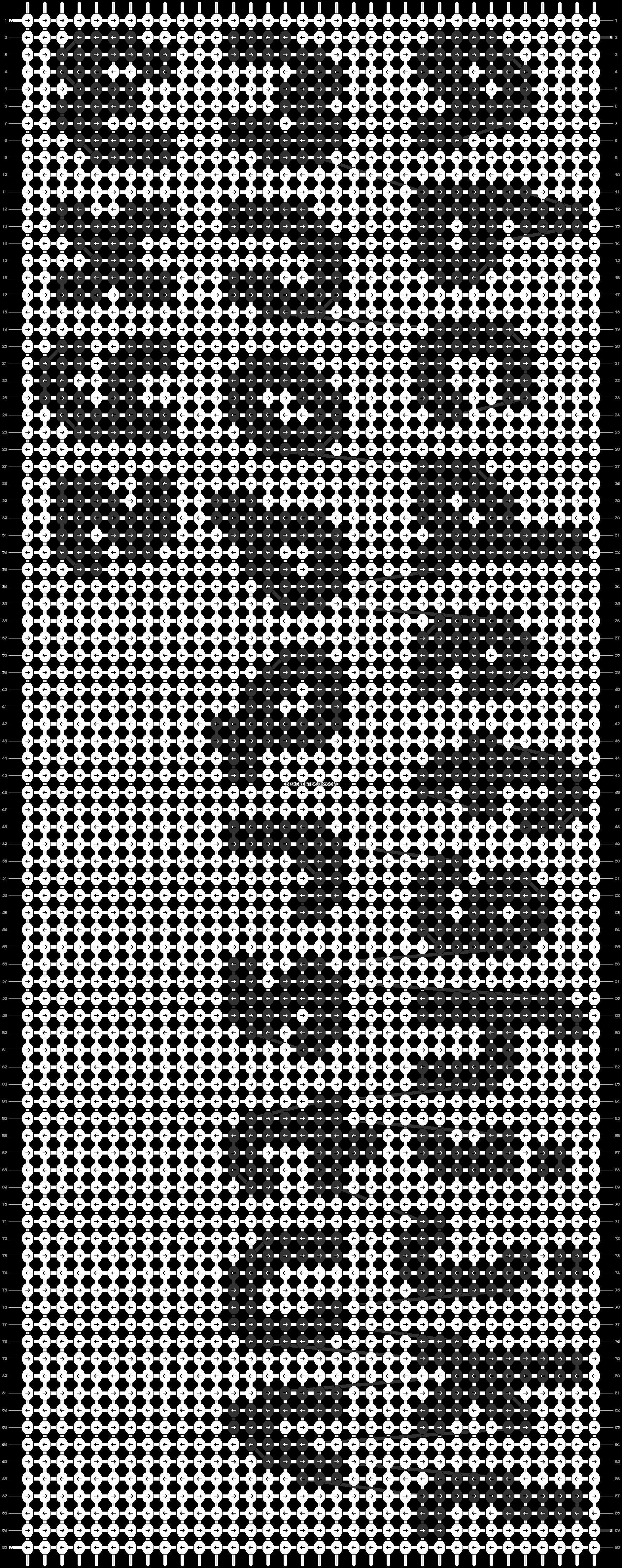 Alpha pattern #69360 pattern