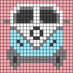 Alpha pattern #69372