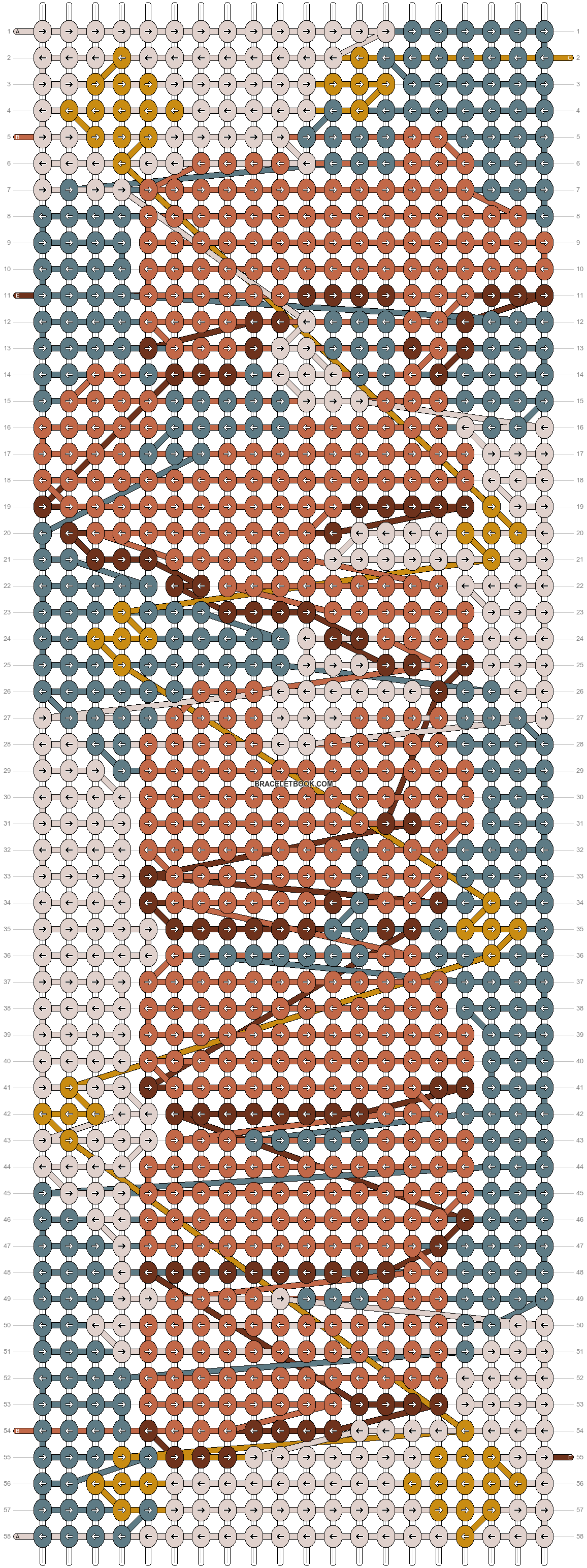 Alpha pattern #69375 pattern