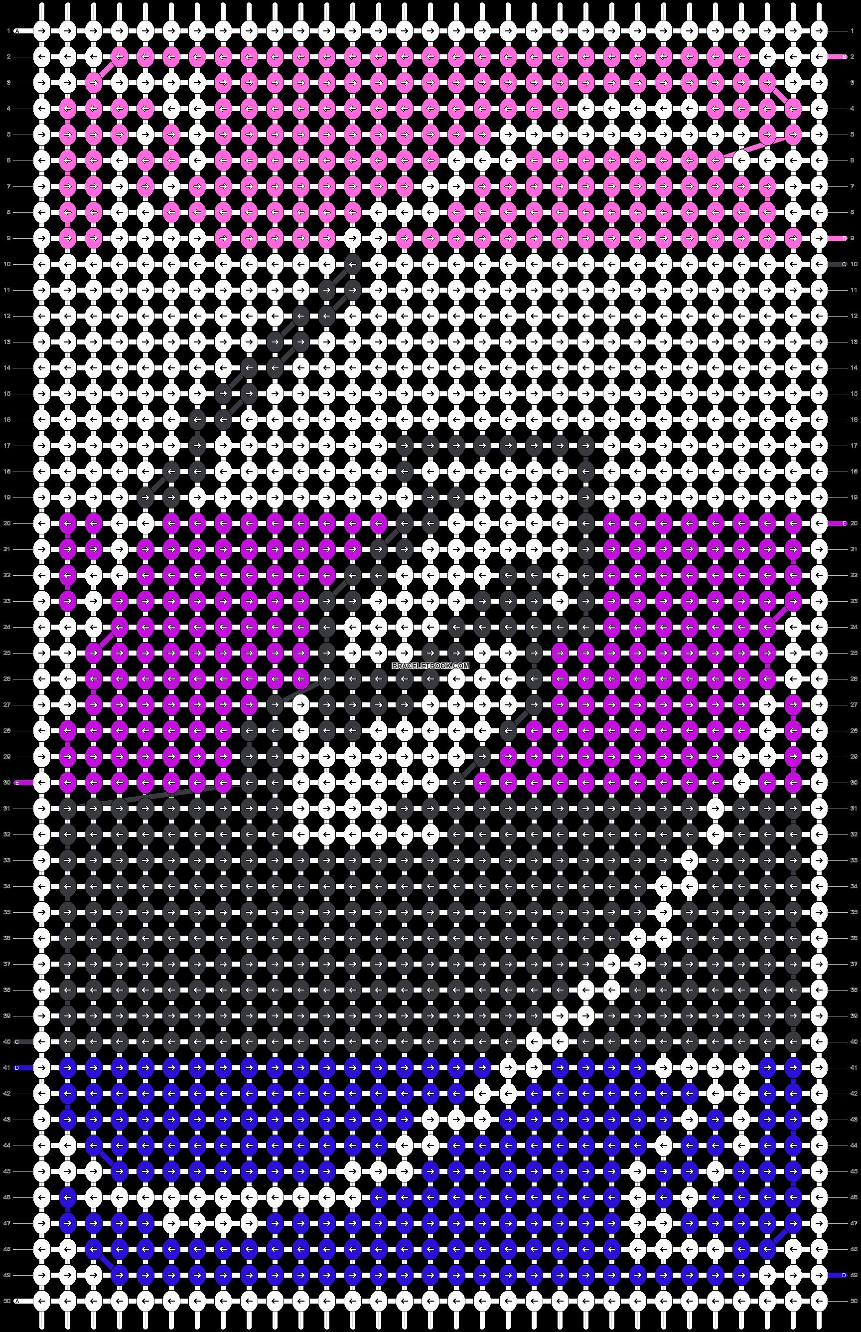 Alpha pattern #69381 pattern