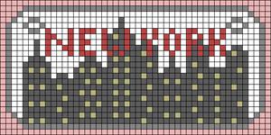 Alpha pattern #69384