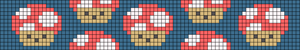 Alpha pattern #69412