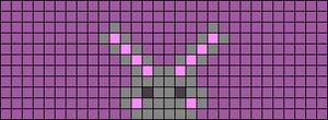 Alpha pattern #69418