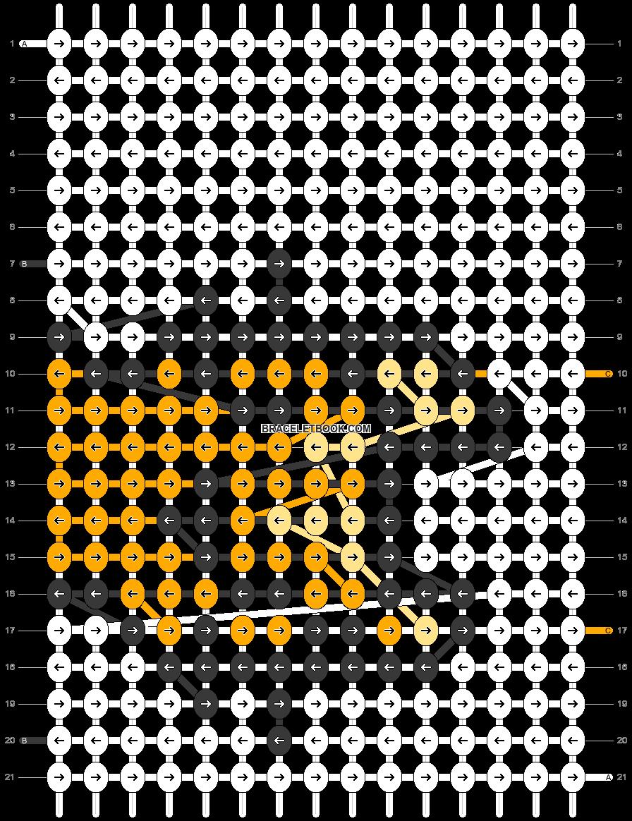 Alpha pattern #69439 pattern