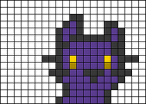 Alpha pattern #69440