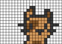 Alpha pattern #69441