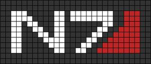 Alpha pattern #69450