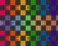 Alpha pattern #69460