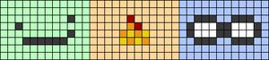 Alpha pattern #69462