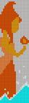 Alpha pattern #69466