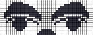 Alpha pattern #69467