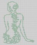 Alpha pattern #69473