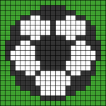 Alpha pattern #69478