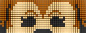 Alpha pattern #69483