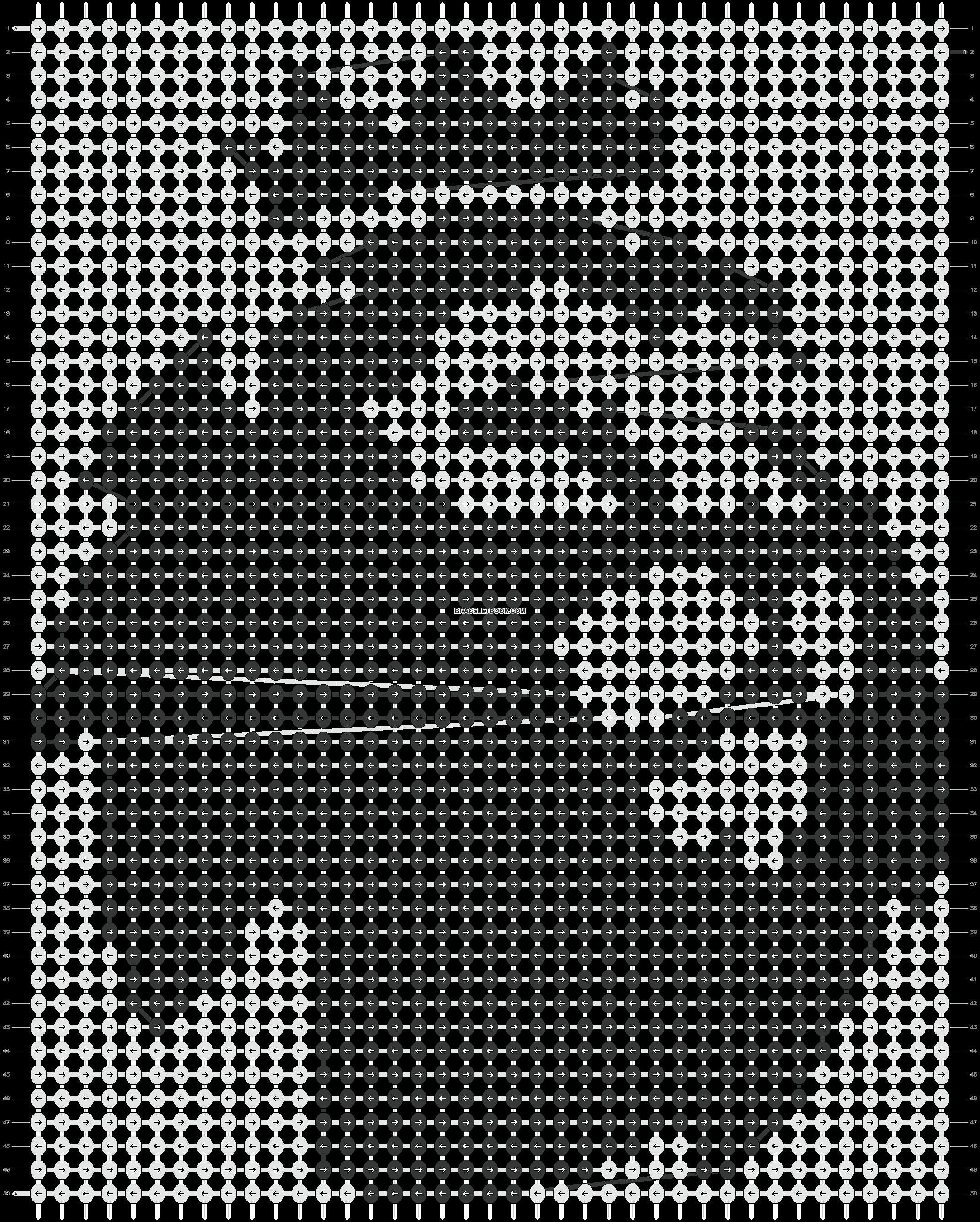 Alpha pattern #69497 pattern