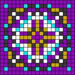 Alpha pattern #69515