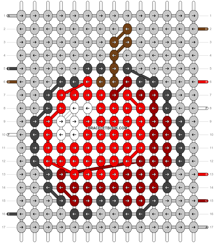 Alpha pattern #69522 pattern