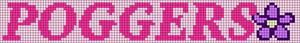 Alpha pattern #69550