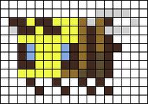Alpha pattern #69559