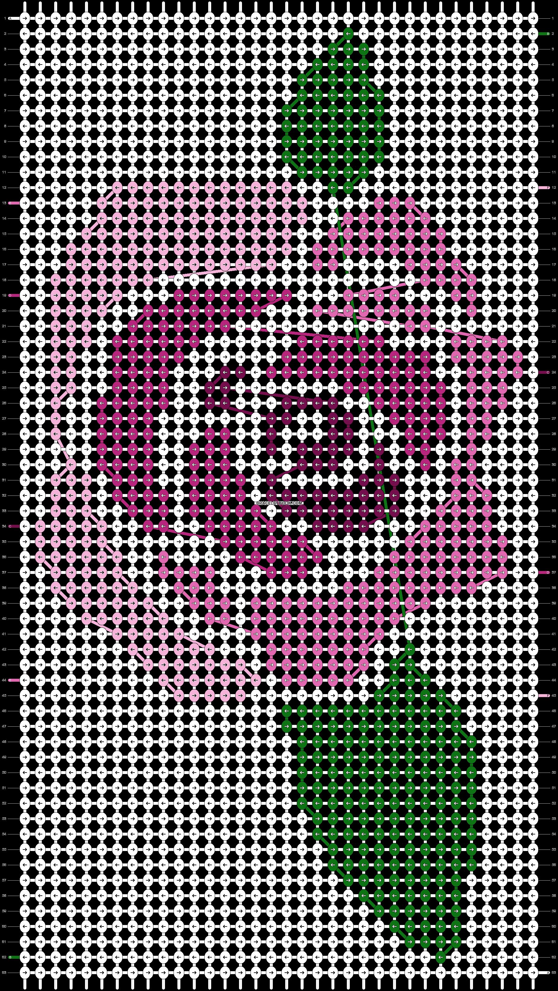 Alpha pattern #69612 pattern