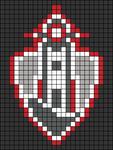 Alpha pattern #69620