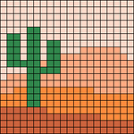 Alpha pattern #69628