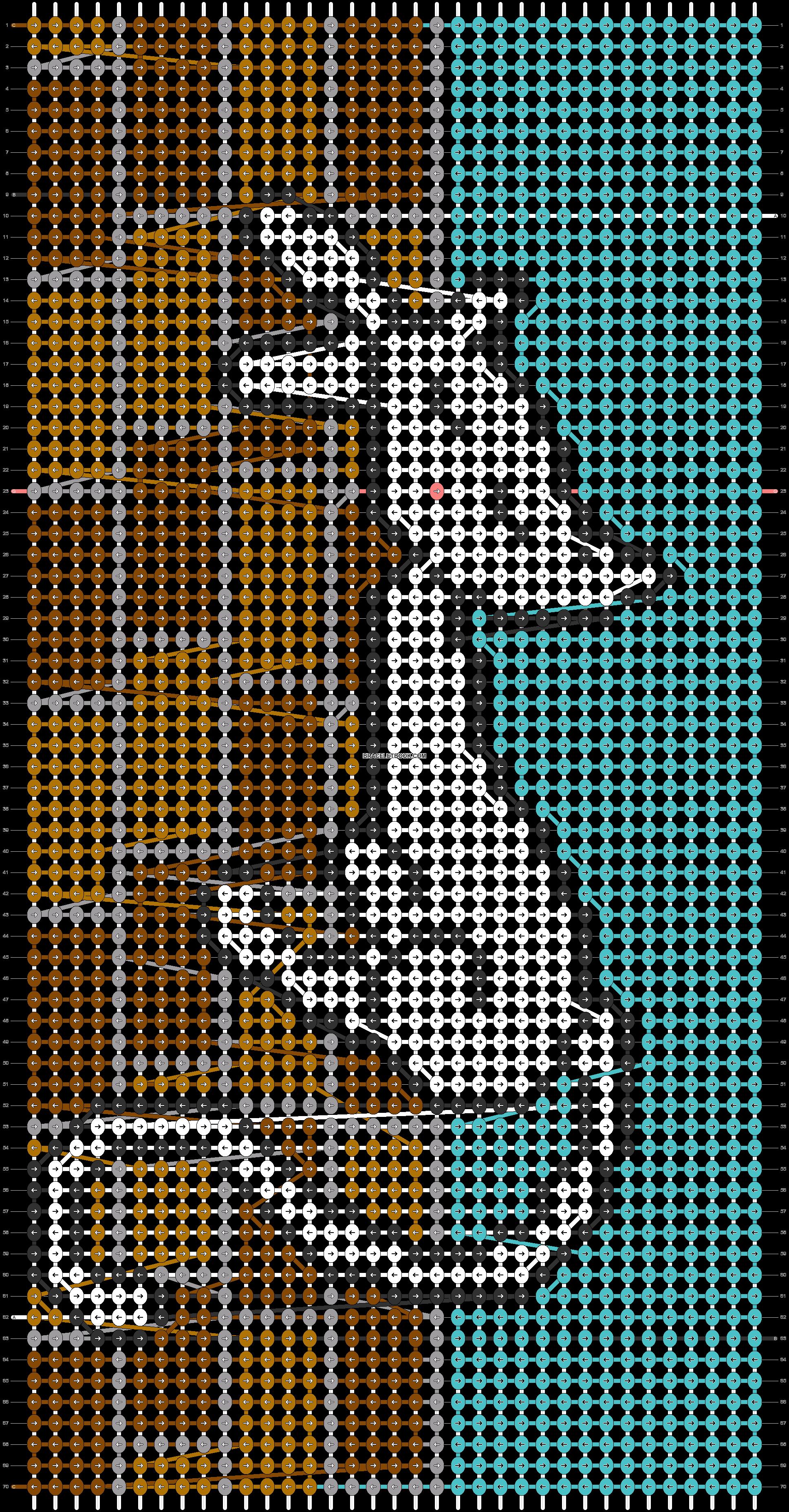 Alpha pattern #69652 pattern