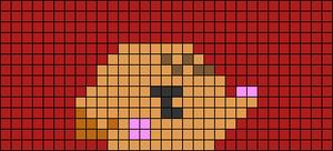 Alpha pattern #69658
