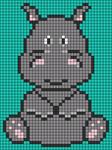 Alpha pattern #69665