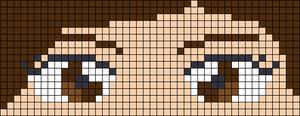 Alpha pattern #69676
