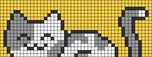 Alpha pattern #69687