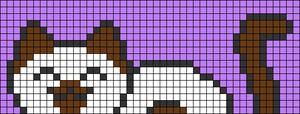 Alpha pattern #69690