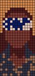 Alpha pattern #69715