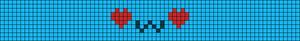 Alpha pattern #69719