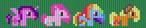 Alpha pattern #69725