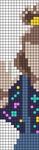 Alpha pattern #69736