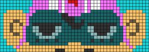 Alpha pattern #69737