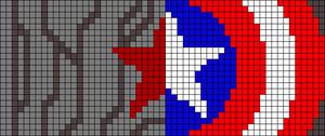 Alpha pattern #69758