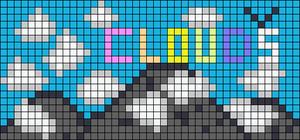 Alpha pattern #69760