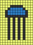 Alpha pattern #69763