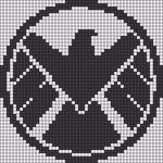 Alpha pattern #69769