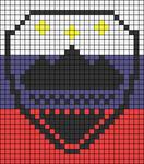 Alpha pattern #69772